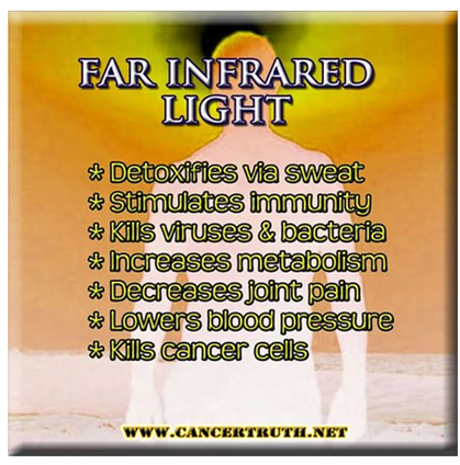 Far Infrared Light – Immune System Repair
