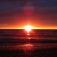 The Sunrise Ruby